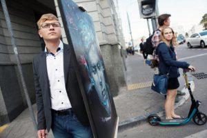 Фотовыставку с портретами известных врачей откроют на Никитском бульваре
