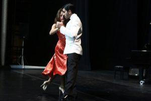 Танго научат танцевать в районе Арбат. Фото: архив, «Вечерняя Москва»