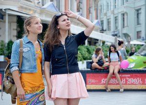 Сотрудники музея «Дом Гоголя» организуют пешеходную экскурсию для горожан. Фото: архив, «Вечерняя Москва»