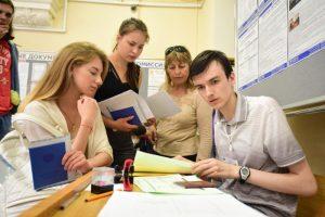Обмен культурным опытом между российскими и китайскими студентами состоится в районе. Фото: Антон Гердо, «Вечерняя Москва»