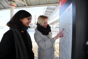 Поезда МЦК и метро не прекратят работу в новогоднюю ночь. Фото: Светлана Колоскова, «Вечерняя Москва»