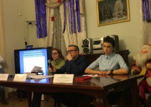 Глава управы района встретился с жителями. Фото: Мария Иванова