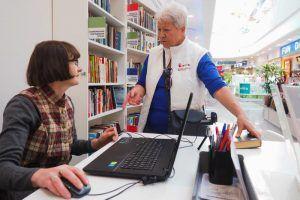Фонды столичных библиотек пополнили работами лауреатов и финалистов литературных премий. Фото: Антон Гердо, «Вечерняя Москва»