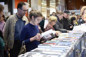 Благотворительные чтения пройдут в Московском доме книги. Фото: архив, «Вечерняя Москва»