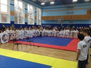 Ребята из района привезли с соревнований шесть призовых медалей. Фото предоставил тренер Владимир Шаманин