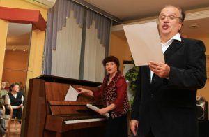 Музыкально-поэтический концерт пройдет в районном центре соцобслуживания. Фото: Наталия Нечаева, «Вечерняя Москва»