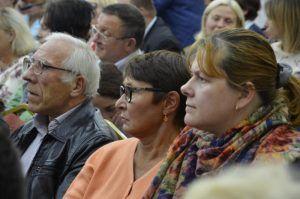 Горожане пригласили на лекцию в Дом Алексея Лосева. Фото: Анна Быкова