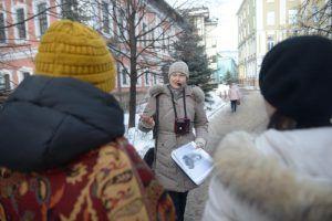 Пешеходную экскурсию для представителей старшего поколения проведут в районе. Фото: архив, «Вечерняя Москва»