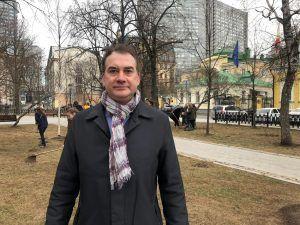 Депутат района Александр Лазарев. Фото: Анастасия Аброськина