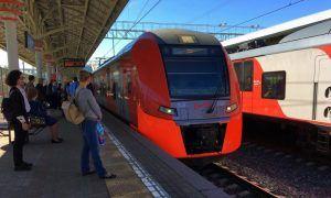 Более 12 миллионов пассажиров воспользовались услугами МЦК в марте. Фото: Анна Быкова
