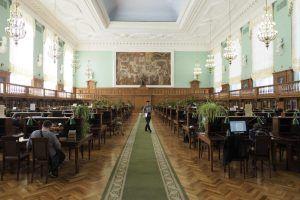 День открытых дверей пройдет в Российской государственной библиотеке. Фото: Антон Гердо, «Вечерняя Москва»