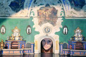 Сотрудники музея архитектуры имени Алексея Щусева пригласили на квесты. Фото: архив, «Вечерняя Москва»