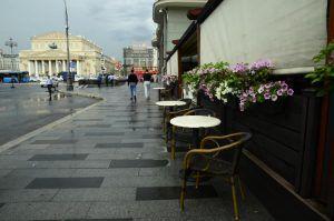 Сергей Гармаш стал автором нового прогулочного маршрута по Москве. Фото: Анна Быкова