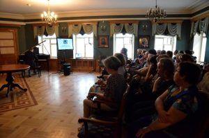 Музыкальный концерт состоится в Доме Скрябина. Фото: Анна Быкова