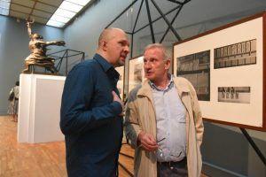 Новую выставку о писателе откроют в районном музее. Фото: Анна Быкова