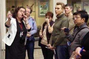Экскурсию по выставке проведут для посетителей в районном музее. Фото: Алексей Орлов, «Вечерняя Москва»
