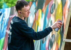 Граффити в честь Ивана Крузенштерна появится на территории района. Фото: сайт мэра Москвы