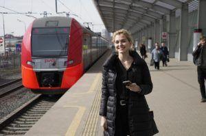 Интервал между поездами МЦК сократили до четырех минут в час пик. Фото: Антон Гердо, «Вечерняя Москва»