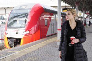 Пассажиропоток на МЦК вырос на 12,7 процента. Фото: Антон Гердо, «Вечерняя Москва»
