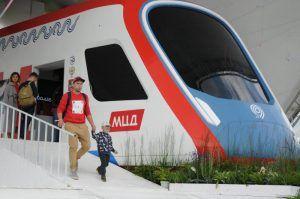Количество пассажирских мест на МЦД увеличат. Фото: Светлана Колоскова, «Вечерняя Москва»