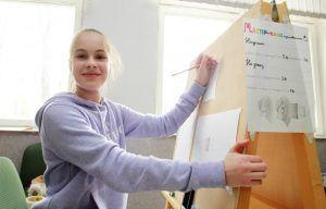 Мастер-класс по изобразительному искусству проведут в библиотеке №3. Фото: Наталия Нечаева, «Вечерняя Москва»