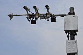 Дорожные камеры снизили число ДТП в Москве на 23% за девять лет. Фото: Анна Быкова