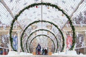 В Москве вновь пройдет зимний фестиваль проекта «Московское долголетие». Фото: сайт мэра Москвы