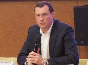 Префект Центрального округа провел заседание комиссии по обеспечению пожарной безопасности. Фото: Антон Гердо, «Вечерняя Москва»