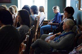 Психолог проведет лекцию в центре соцобслуживания «Арбат». Фото: Анна Быкова