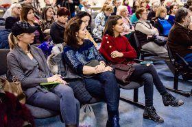 Сотрудники Дома Лосева организуют лекцию об искусстве. Фото: сайт мэра Москвы
