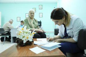 Москвичам открыли доступ к своим медкартам. Фото: Алексей Орлов, «Вечерняя Москва»