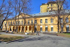 Историю фильма «Праздничный роман» обсудят в Доме Гоголя. Фото: Анна Быкова