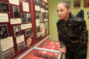 Ученики школы №1231 посетили Музей Победы. Фото: Наталия Нечаева, «Вечерняя Москва»