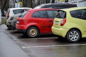 Дептранс проверит штрафы за парковку из-за задержек Росреестра. Фото: Анна Быкова