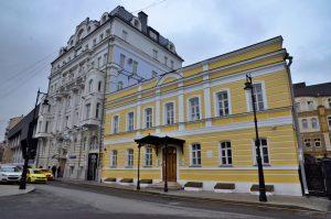 Международный органный фестиваль пройдет в Доме-музее Марины Цветаевой. Фото: Анна Быкова