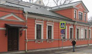 Главный дом усадьбы Матвеевых реконструировали. Фото: сайт мэра Москвы