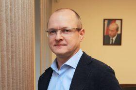 Заместитель префекта Центрального административного округа Москвы Андрей Прищепов. Фото: Наталия Нечаева