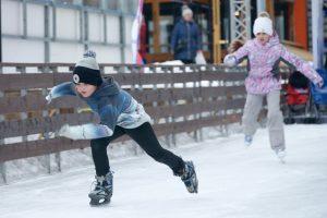 Жителей столицы пригласили на зимний праздник. Фото: Наталия Нечаева, «Вечерняя Москва»