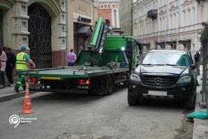 АМПП просит автомобилистов быть внимательными при передаче личных данных. Фото: пресс-служба Мосгортранса