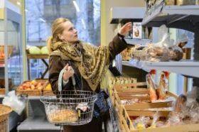 Прокурор Москвы: Ряд торговых сетей не отвечают требованиям соцдистанцирования. Фото: Наталья Феоктистова, «Вечерняя Москва»