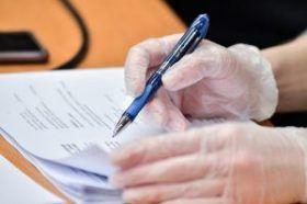Меры безопасности примут при организации голосования по поправкам в Конституцию