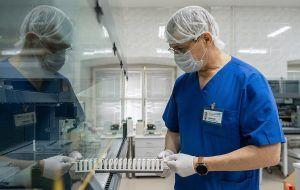 В Москве провели 3 млн ПЦР-тестов на коронавирус. Фото: сайт мэра Москвы
