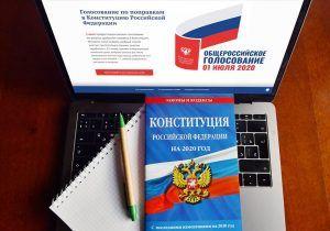 Более миллиона человек проголосовали по поправкам в Конституцию онлайн. Фото: сайт мэра Москвы