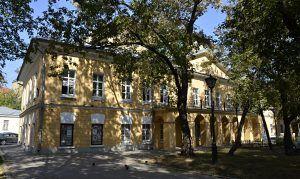 Онлайн-лекцию на литературную тему организуют в Доме Гоголя. Фото: Анна Быкова