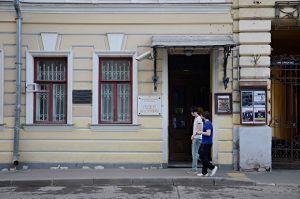 Праздничную программу ко дню проведения парада Победы подготовили сотрудники музея Александра Скрябина. Фото: Анна Быкова