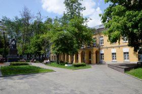 Москвичей пригласили послушать онлайн-лекцию о Древней Греции в Доме Николая Гоголя
