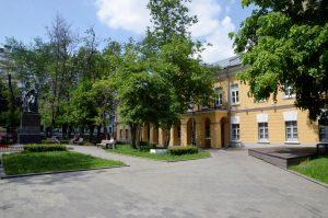 Москвичей пригласили послушать онлайн-лекцию о Древней Греции в Доме Николая Гоголя. Фото: Анна Быкова
