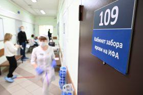 У 21,7% москвичей формируется иммунитет к COVID-19