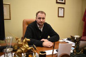 Председатель комиссии по безопасности, спорту и молодежной политике Московской городской Думы Кирилл Щитов.