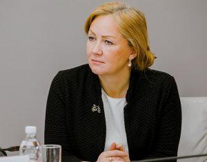 Депутат Московской городской Думы Маргарита Русецкая